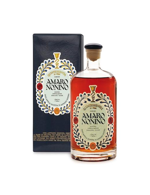 rinascente Nonino Amaro Nonino Quintessentia® 700 ml astucciato