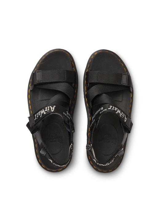rinascente Dr. Martens Kimber Hydro flatform sandals