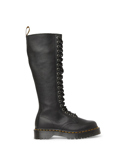 rinascente Dr. Martens Leather knee-high boots 1B60 BEX