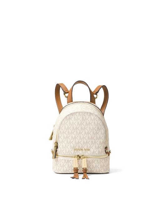 rinascente Michael Michael Kors Rhea Zip XS Messenger Backpack