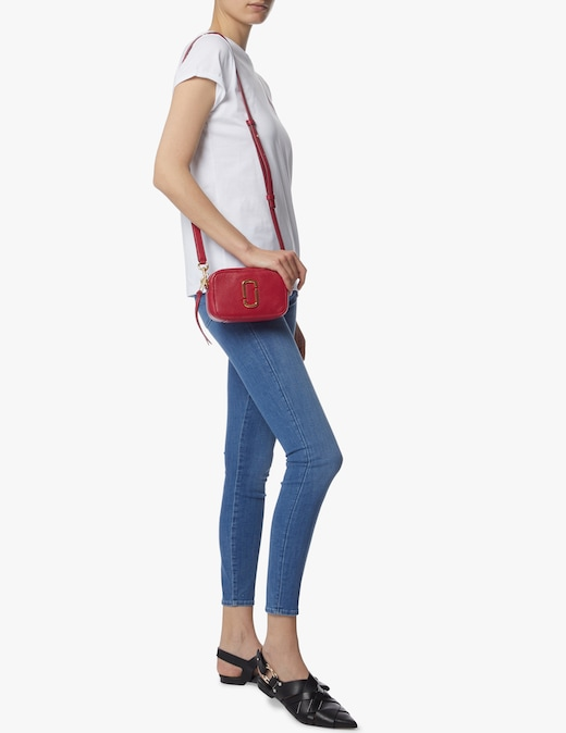 rinascente Marc Jacobs (The) The Softshot 17 crossbody bag