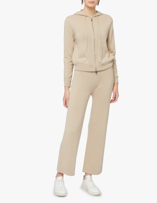 rinascente Theory Relax pantaloni lounge in cashmere