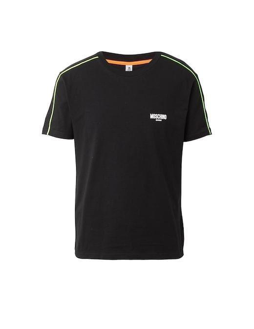 rinascente Moschino Jersey stretch logo t-shirt