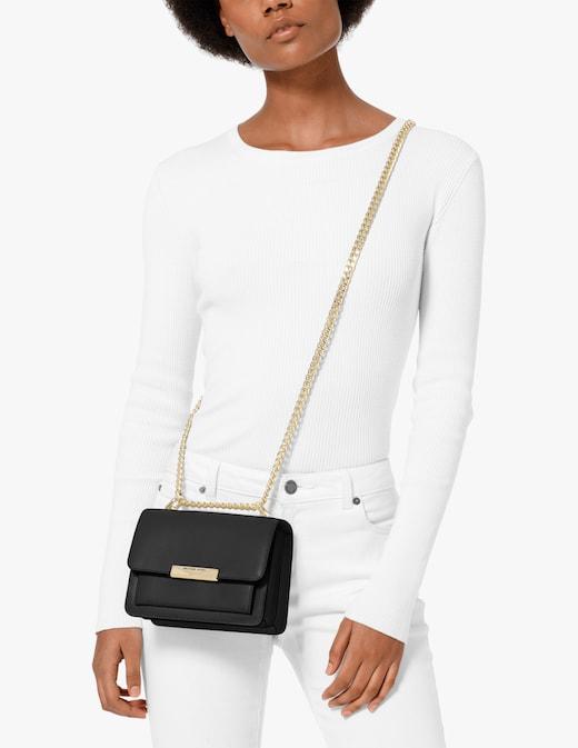 rinascente Michael Michael Kors Jade XS Gusset Crossbody Bag