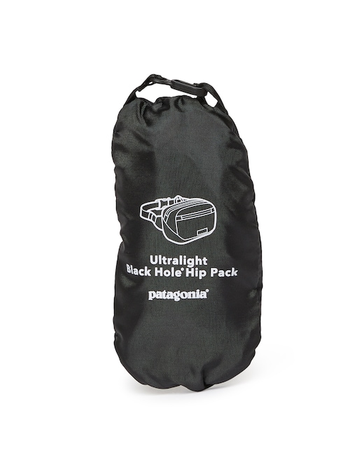 rinascente Patagonia Ultralight Black Hole Mini Hip Pack