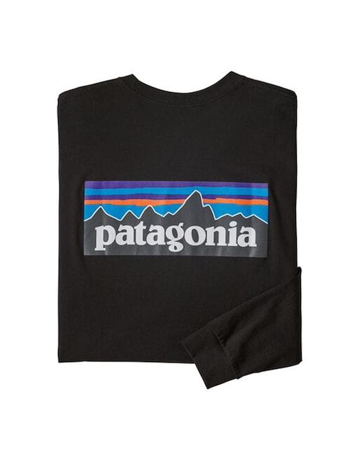 rinascente Patagonia P-6 long sleeve t-shirt