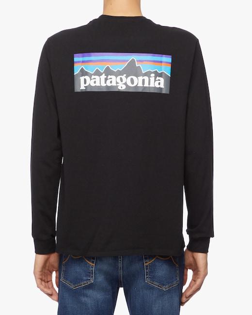 rinascente Patagonia Maglietta p-6 maniche lunghe