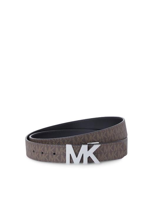 rinascente Michael Kors Reversible logo buckle belt