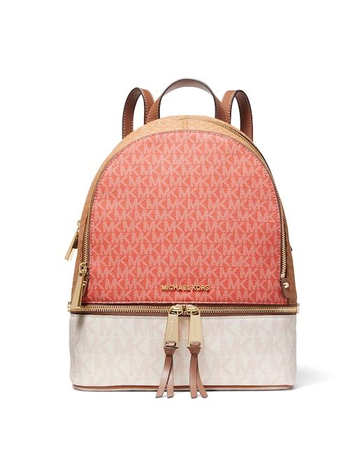 rinascente Michael Michael Kors Rhea Zip Medium Backpack