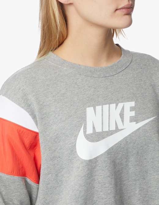 rinascente Nike Felpa girocollo con logo