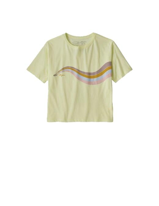 rinascente Patagonia Organic cotton t-shirt