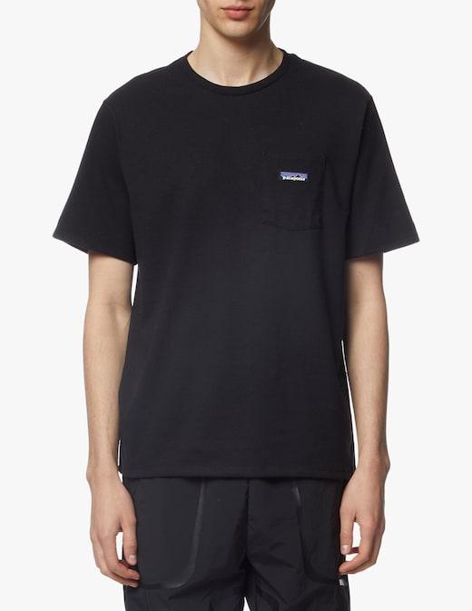 rinascente Patagonia P-6 label pocket responsibili-tee t-shirt