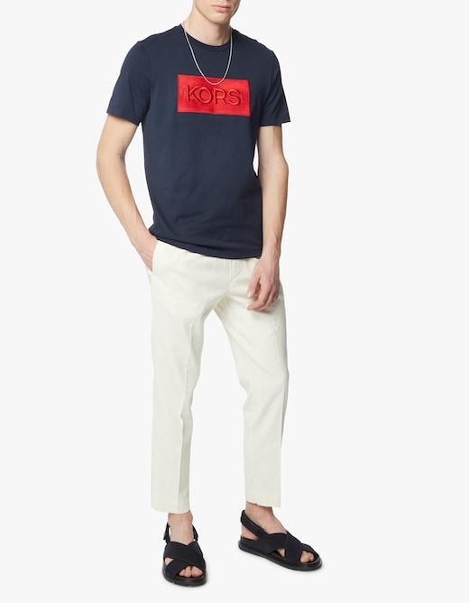 rinascente Michael Kors Kors emb t-shirt