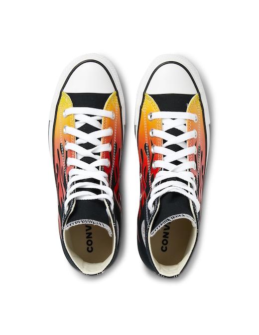 rinascente Converse Sneakers chuck taylor hi flames