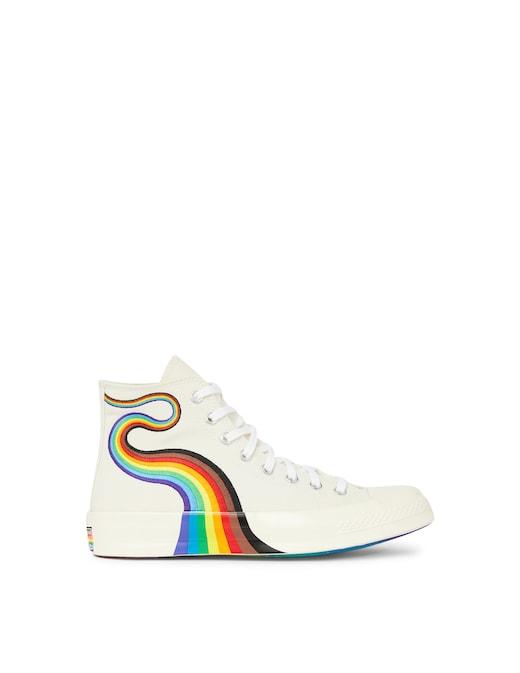 rinascente Converse Sneaker chuck 70 hi top pride