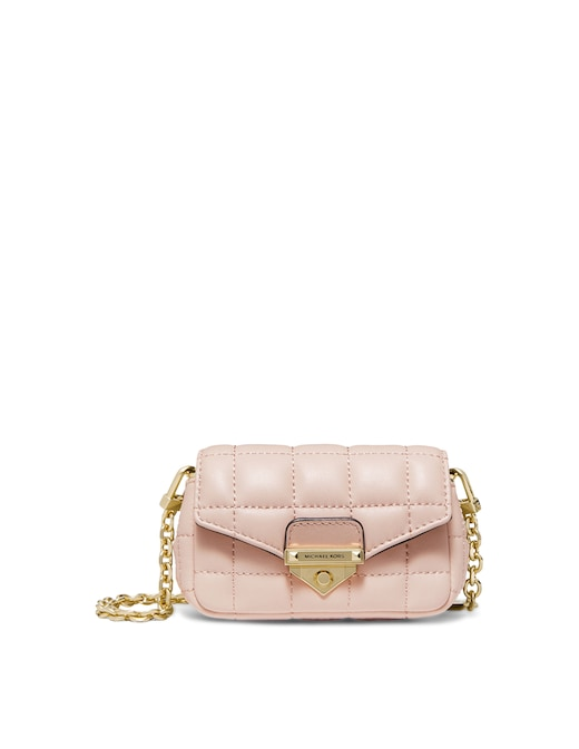 rinascente Michael Michael Kors Soho charm in quilted leather