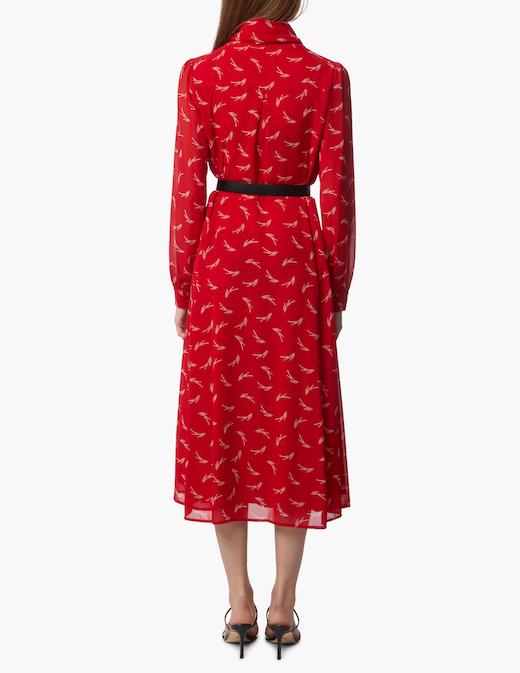 rinascente Michael Michael Kors Midi dress with logo
