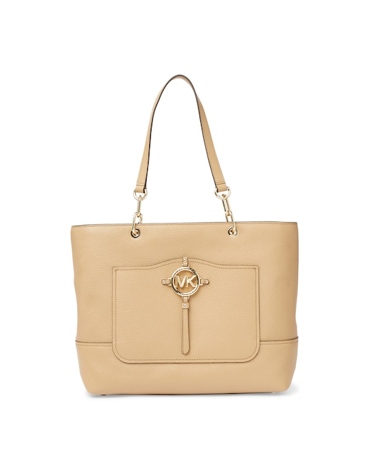 rinascente Michael Michael Kors Amy Large leather tote bag