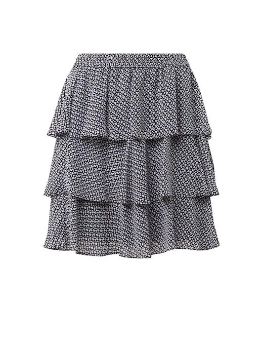 rinascente Michael Michael Kors Mini skirt with floral print
