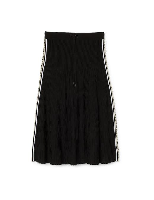 rinascente Michael Michael Kors Pleated midi skirt