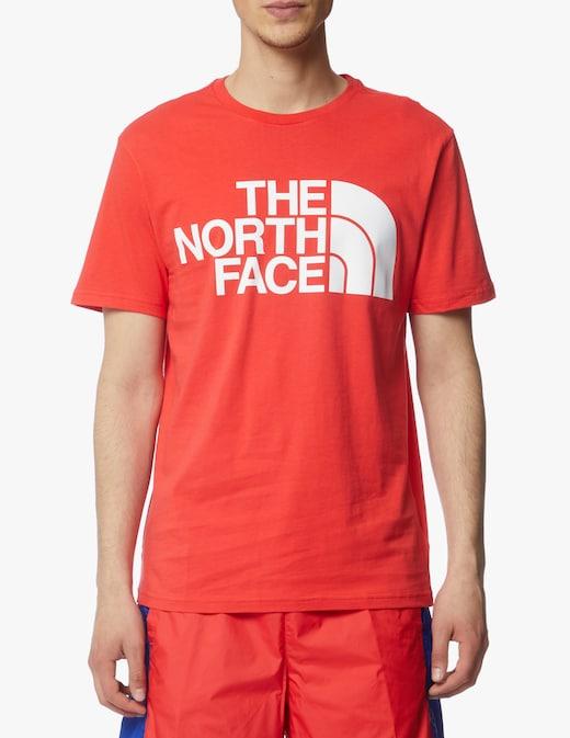 rinascente The North Face T-shirt standard con logo