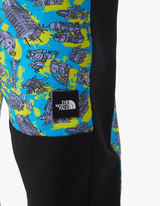 rinascente The North Face Pantalone colorblock