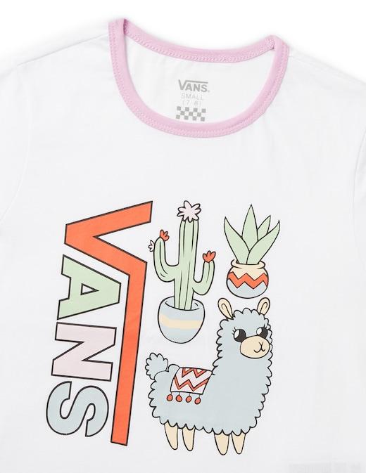 rinascente Vans Llama lover t-shirt