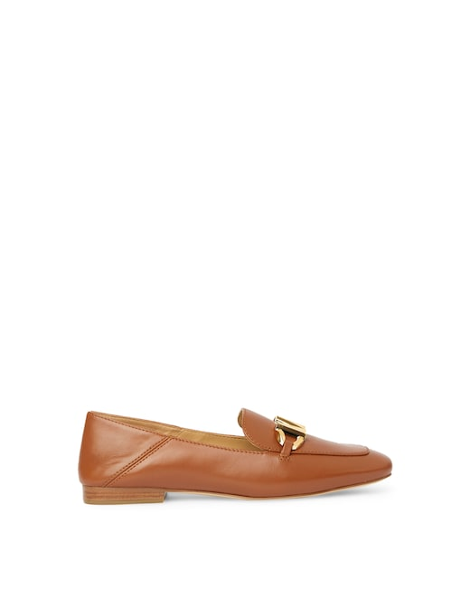 rinascente Michael Michael Kors Izzy leather loafers