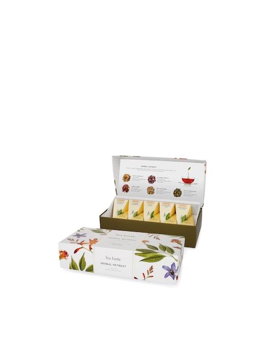 rinascente Tea Fortè Petit Presentation Box Retreat