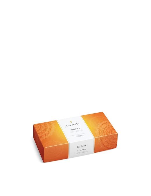 rinascente Tea Fortè Petit Presentation Box Chakra