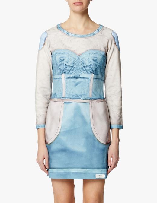 rinascente Moschino Cotton mini dress