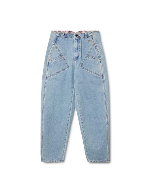 rinascente Philosophy di Lorenzo Serafini Jeans a carrota in cotone