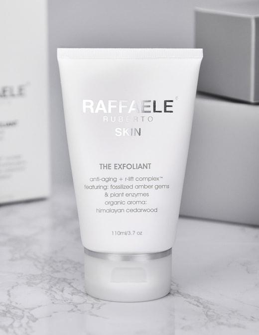 rinascente Raffaele Ruberto The Exfoliant esfoliante viso