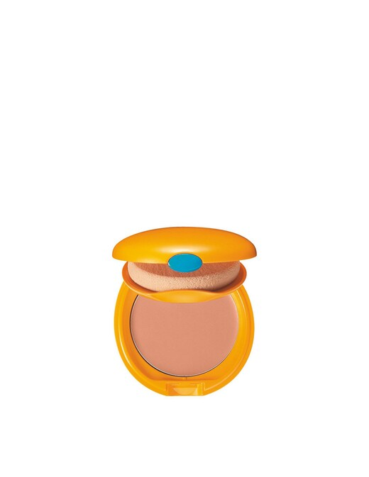 rinascente Shiseido Tanning Compact Foundation N SPF 6 Fondotinta Abbronzante