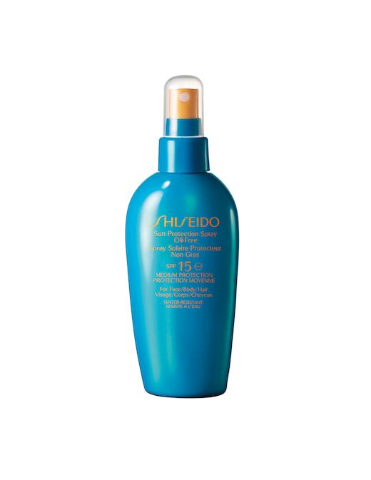 rinascente Shiseido Sun Protection Spray Lotion SPF 15 solare in spray