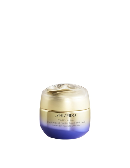rinascente Shiseido Uplifting and Firming Cream Enriched crema antietà