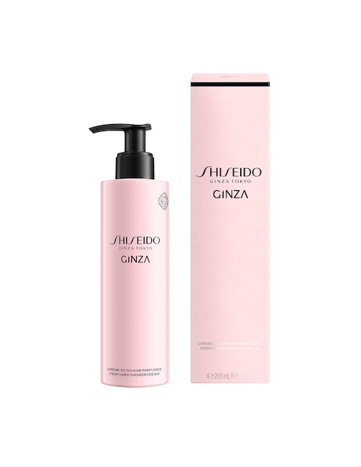 rinascente Shiseido Ginza gel doccia profumato