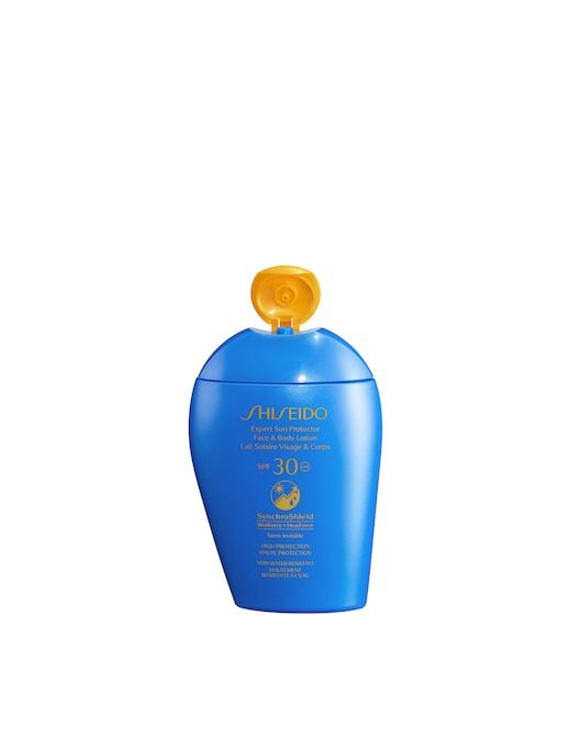 rinascente Shiseido EXPERT SUN PROTECTOR Lozione Viso e Corpo SPF30