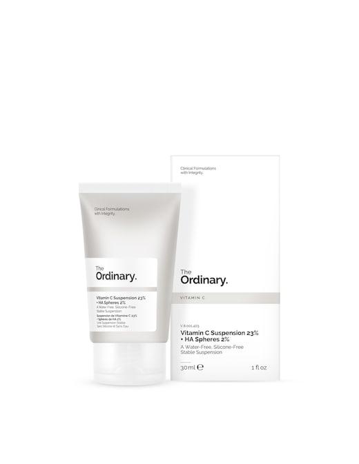 rinascente The Ordinary Vitamin C Suspension 23% + HA Spheres 2% crema viso