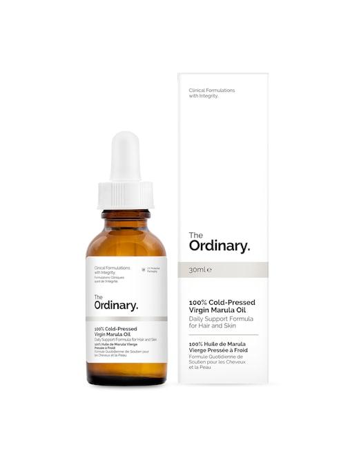 rinascente The Ordinary 100% Cold Pressed Virgin Marula Oil olio idratante