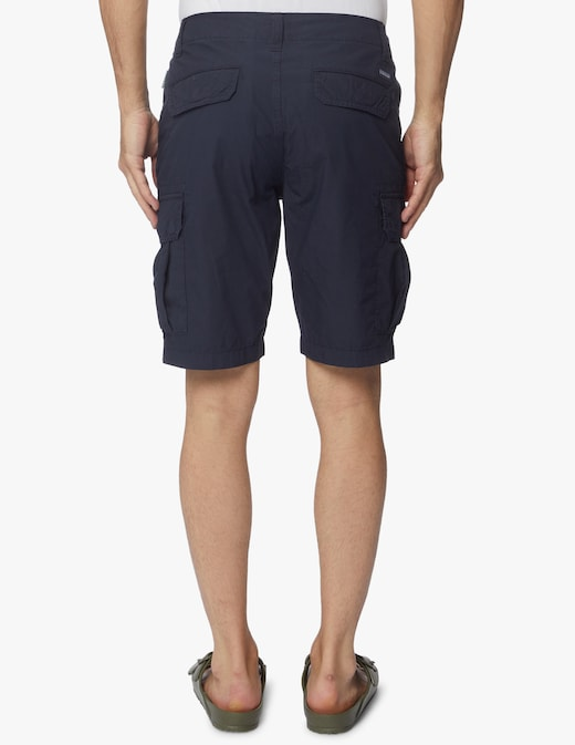 rinascente Napapijri Noto popeline cargo shorts