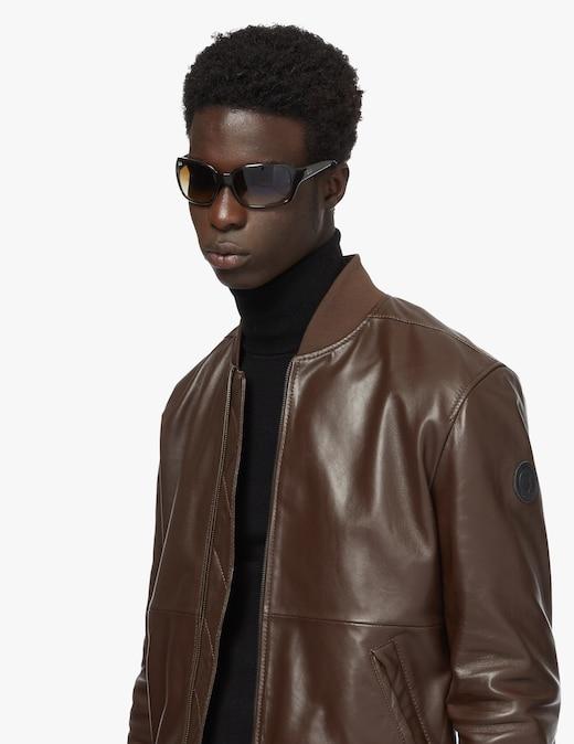 rinascente Ray-Ban Sunglasses Rectangular Frame RB4068