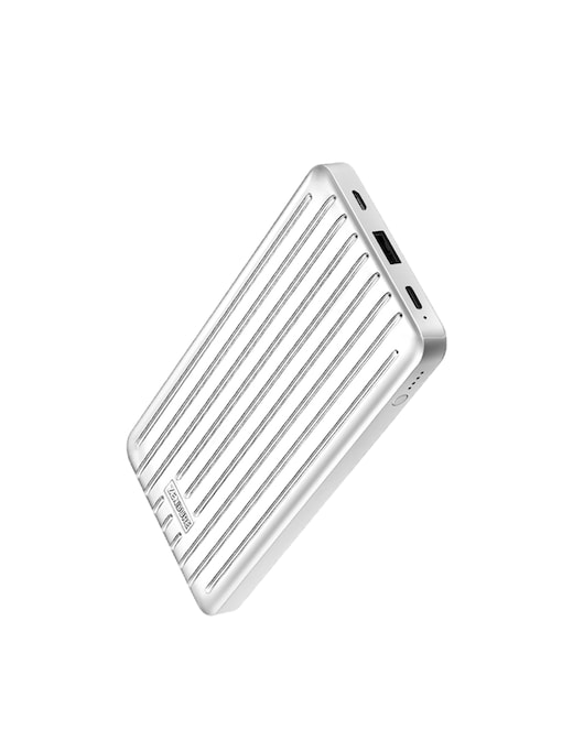 rinascente Zendure Slim PD Prtbl Chrgr 18W (10,000mAh) Slv, batteria esterna
