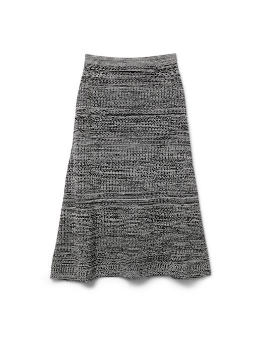 rinascente Proenza Schouler White Label Silk midi skirt