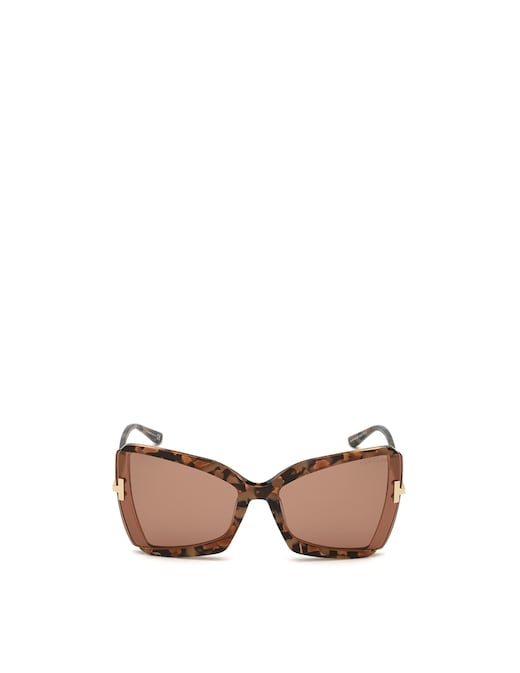 rinascente Tom Ford Square sunglasses FT0766