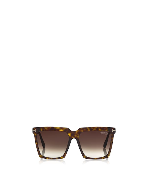 rinascente Tom Ford Square sunglasses FT0764