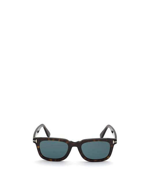 rinascente Tom Ford Square sunglasses ft0817