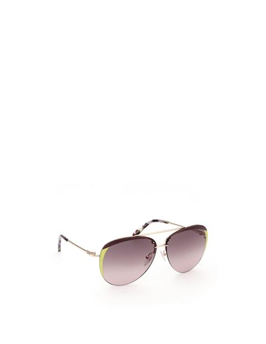 rinascente Emilio Pucci Aviator sunglasses EP0154