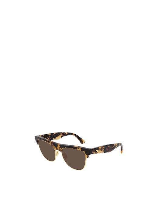 rinascente Bottega Veneta Aviator  Sunglasses BV1003S