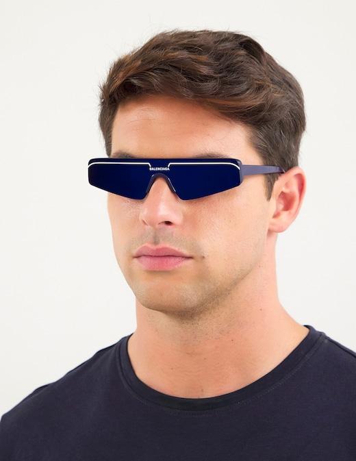 rinascente Balenciaga Narrow Mask occhiale da sole BB0003S